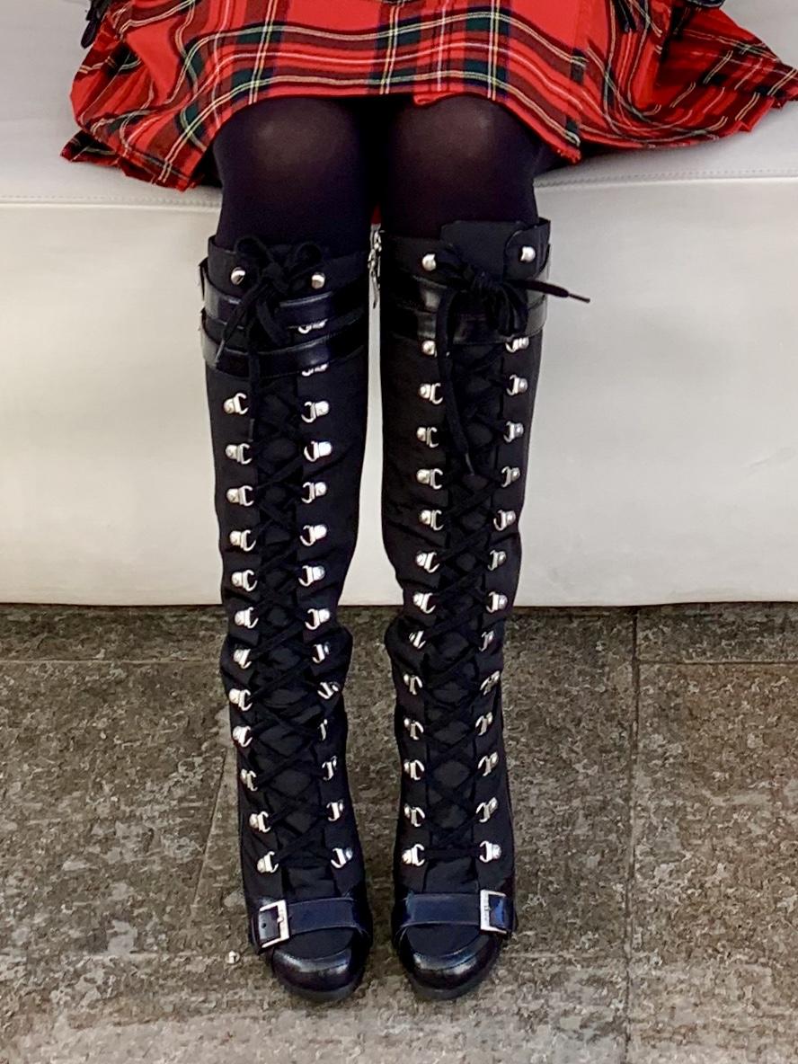 Whynotshopper, botas, cordones, tendencias, guess, by, marciano