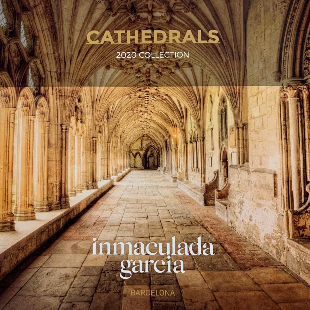 """""""Cathedrals""""colección 2020 de InmaculadaGarcía"""